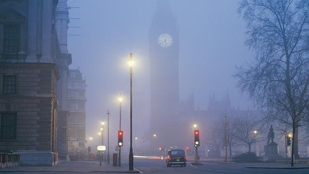 去英国工作或者学习,你要小心文化差距还得忍受那儿的天气